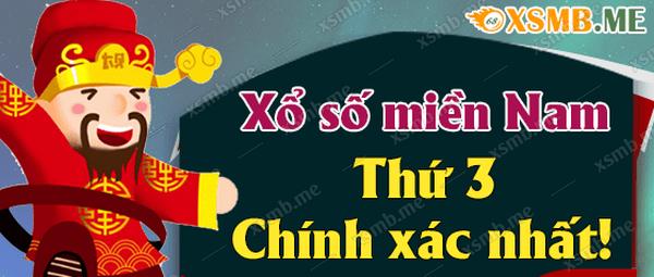 XSMN THỨ 3 - SXMN THỨ 3 - XỔ SỐ MIỀN NAM THỨ 3 HÀNG TUẦN - XSMN T3 - XS3M - KQXS3MIEN - Kết quả xổ số 3 miền - Blog