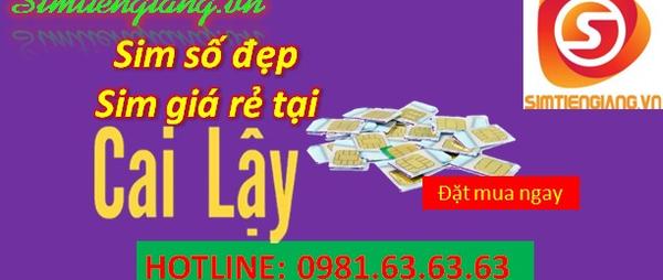 Tìm mua sim số đẹp giá rẻ tại Cai Lậy Tiền Giang - SimTienGiang.vn - Blog