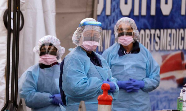 Đám cưới siêu lây nhiễm khiến Covid-19 càn quét viện dưỡng lão