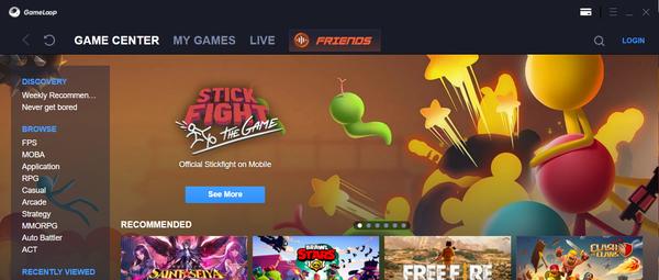 Gameloop: Trình giả lập tốt cho game mobile trên PC - Gameloop.Mobi - Blog