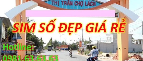 Tìm Mua Sim Số Đẹp Tại Chợ Lách Bến Tre - SimTienGiang.vn - Blog