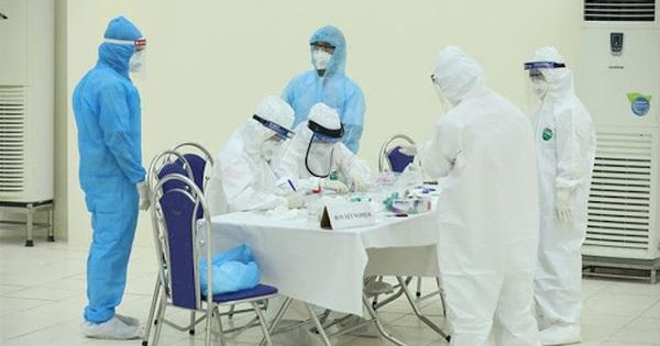 Hà Nội: Phát hiện trường hợp dương tính SARS-CoV-2 ở Ba Đình là F1 của BN người Nhật đã tử vong