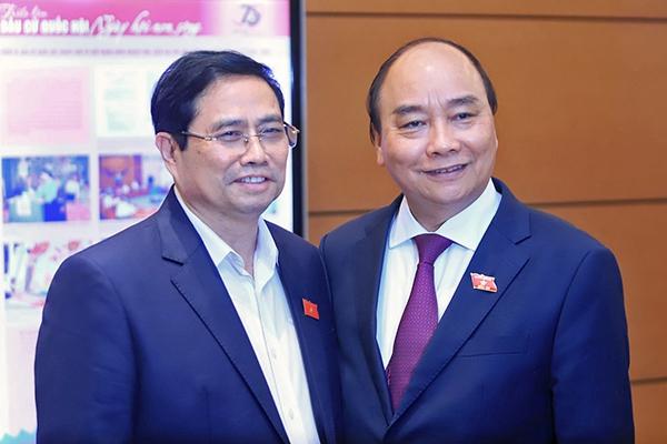 Ông Nguyễn Xuân Phúc chính thức rời ghế Thủ tướng