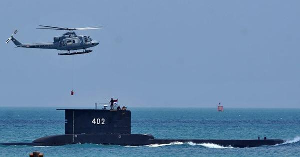 NÓNG: Indonesia đã tìm thấy tàu ngầm mất tích, hoạt động cứu hộ diễn ra khẩn trương