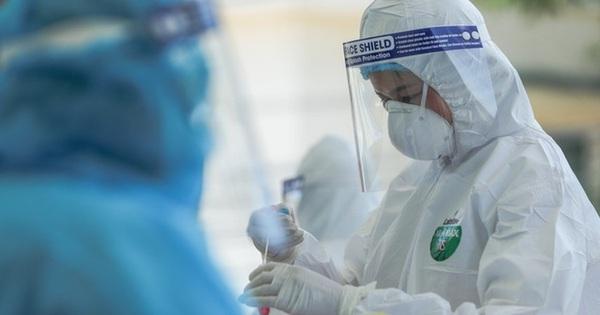 Vĩnh Phúc ghi nhận 6 trường hợp dương tính với SARS-CoV-2