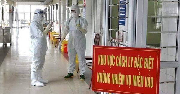 Hà Nội ghi nhận thêm 1 ca dương tính SARS-CoV-2, cùng chuyến bay với 2 người Trung Quốc