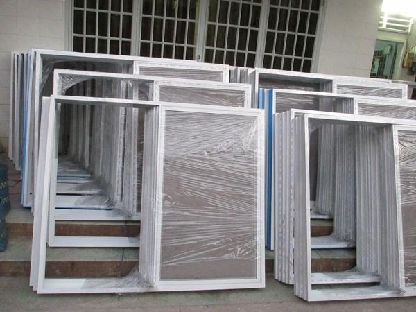 Cửa lưới chống muỗi dạng cố định chất lượng - Cửa lưới Việt Thống