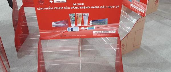 Lựa chọn địa chỉ uy tín chuyên bán kệ mica tại Hà Nội? - Mica Sơn Nam - Blog